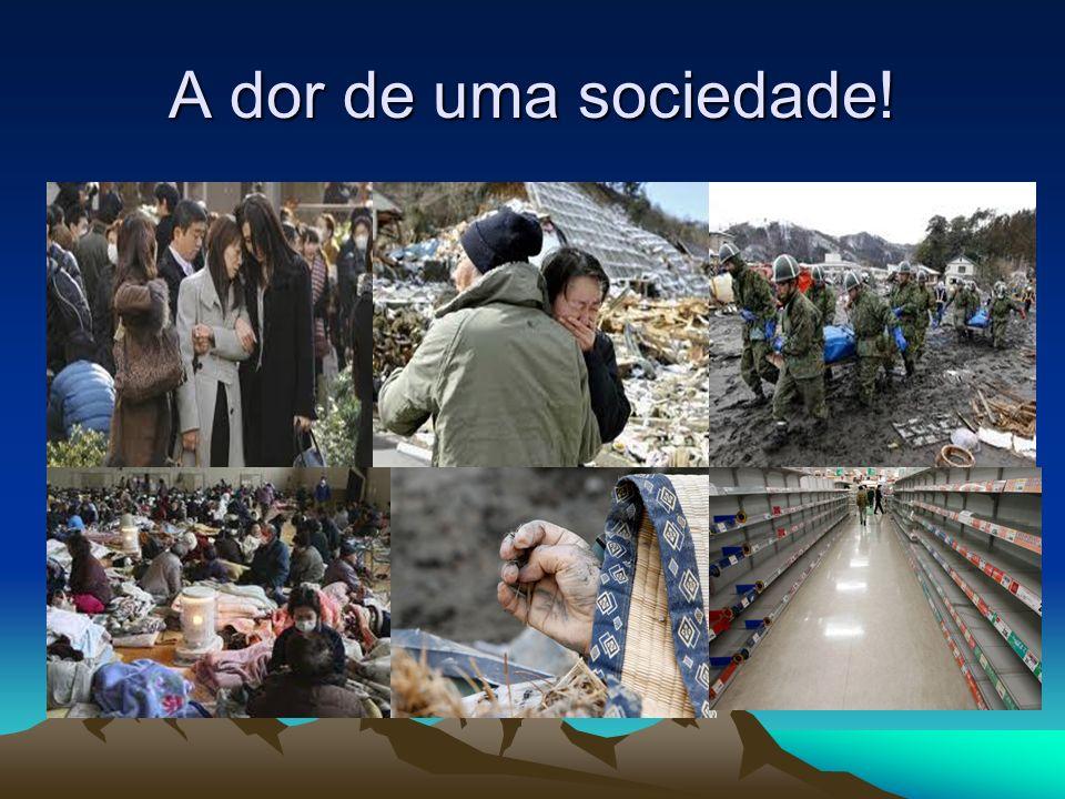 A dor de uma sociedade!