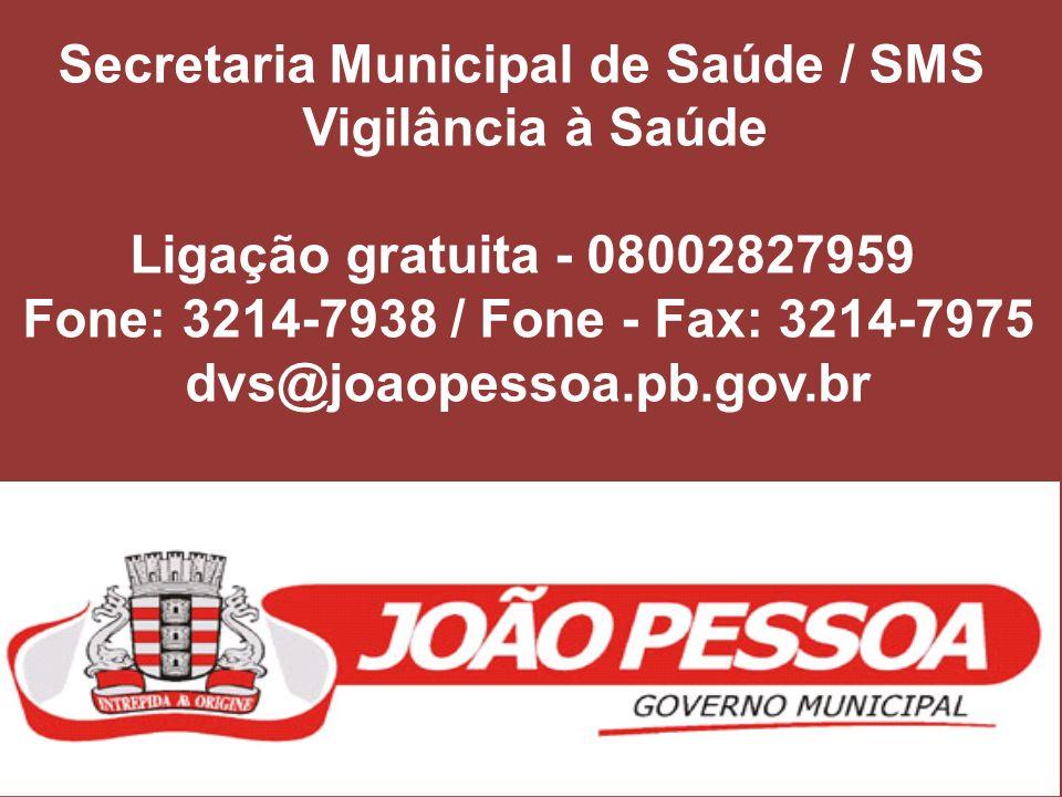 Secretaria Municipal de Saúde / SMS