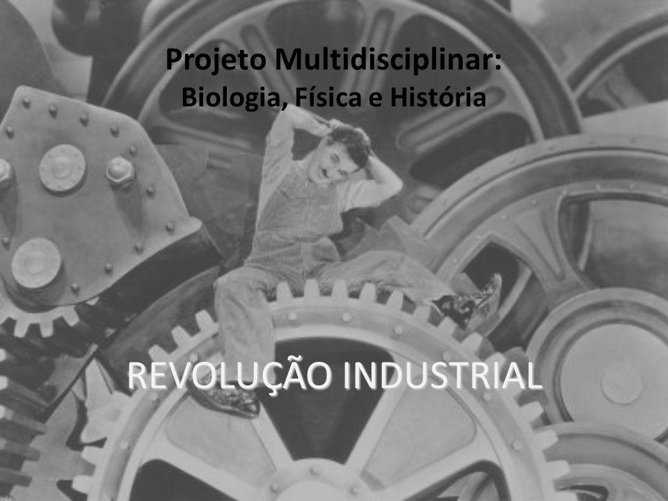 Projeto Multidisciplinar: Biologia, Física e História