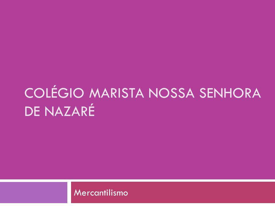 COLÉGIO MARISTA NOSSA SENHORA DE NAZARÉ