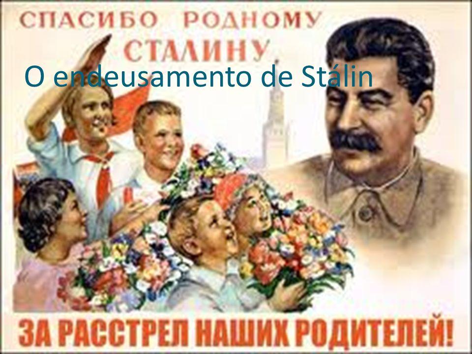 O endeusamento de Stálin