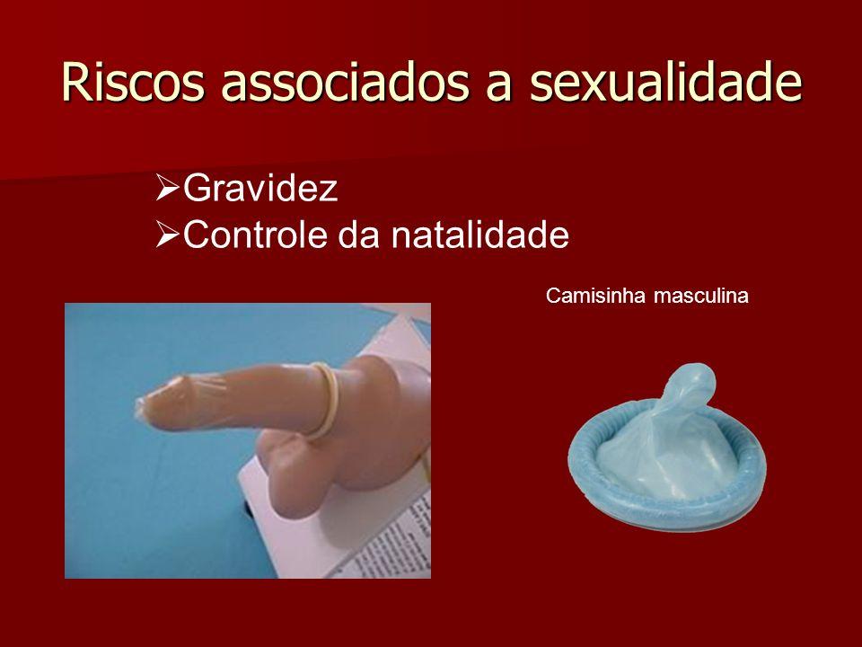 Riscos associados a sexualidade