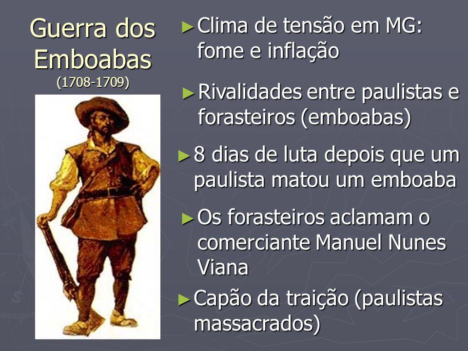 Guerra dos Emboabas (1708-1709)