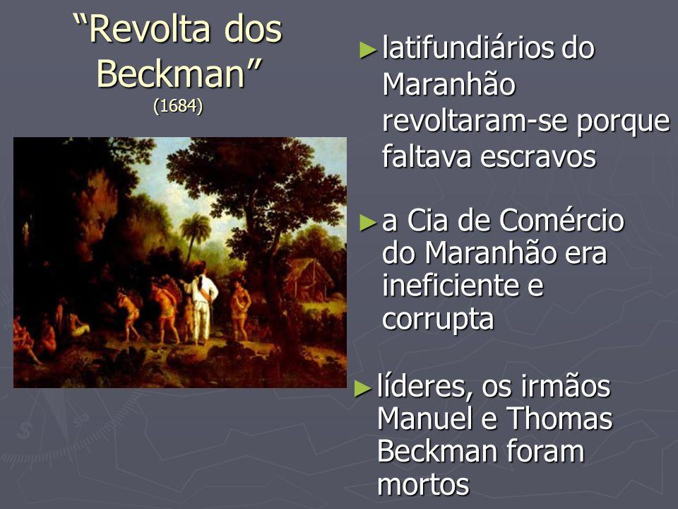 Revolta dos Beckman (1684)