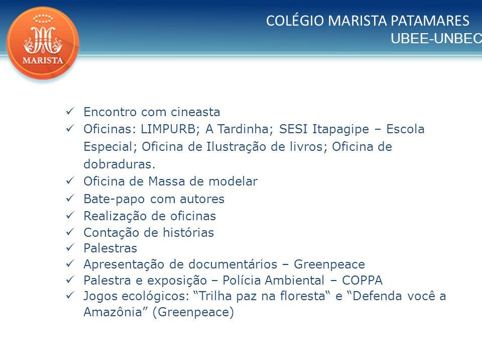 COLÉGIO MARISTA PATAMARES