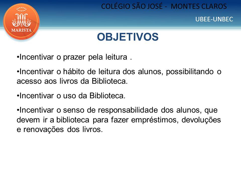 COLÉGIO SÃO JOSÉ - MONTES CLAROS