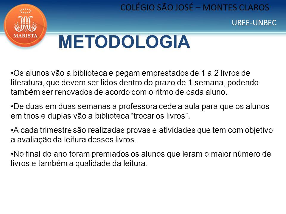 COLÉGIO SÃO JOSÉ – MONTES CLAROS