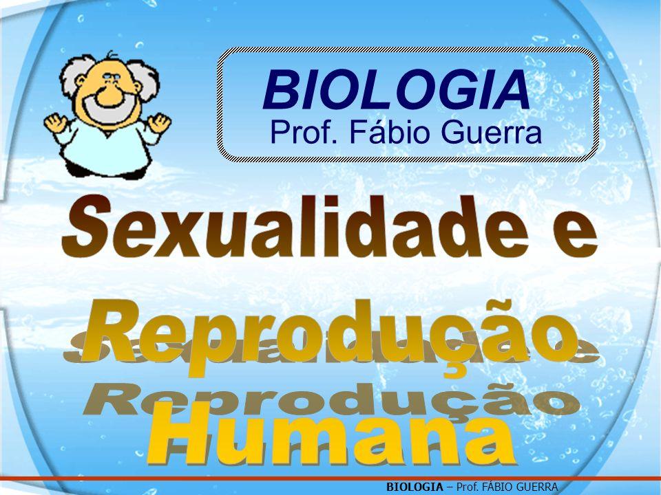 BIOLOGIA Prof. Fábio Guerra Sexualidade e Reprodução Humana