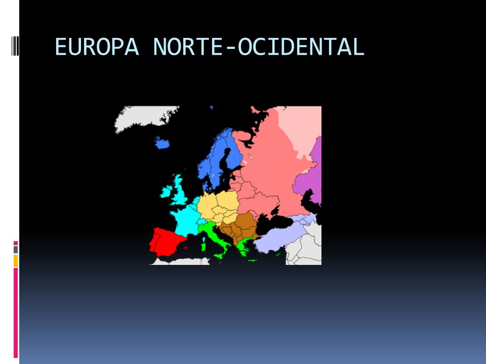 EUROPA NORTE-OCIDENTAL