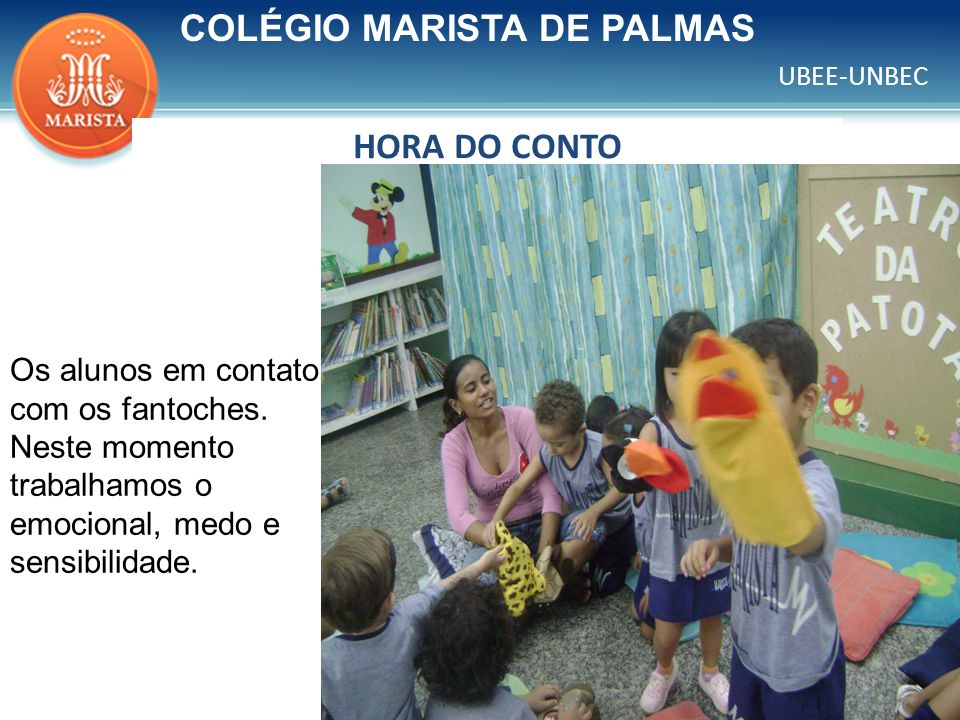 COLÉGIO MARISTA DE PALMAS