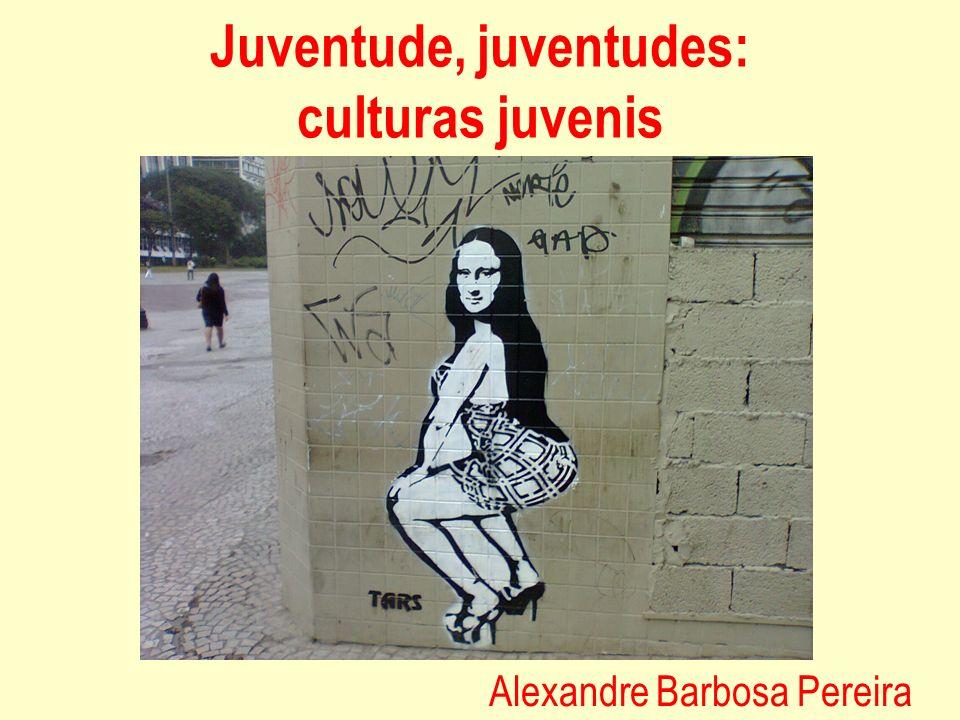 Juventude, juventudes: culturas juvenis
