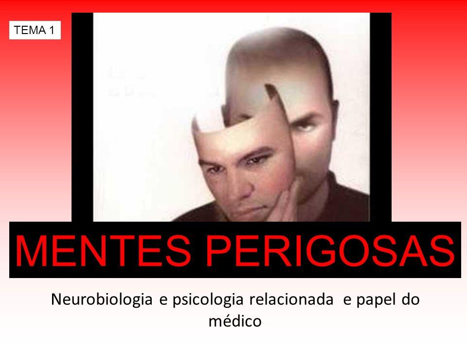 Neurobiologia e psicologia relacionada e papel do médico
