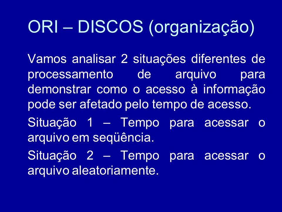ORI – DISCOS (organização)