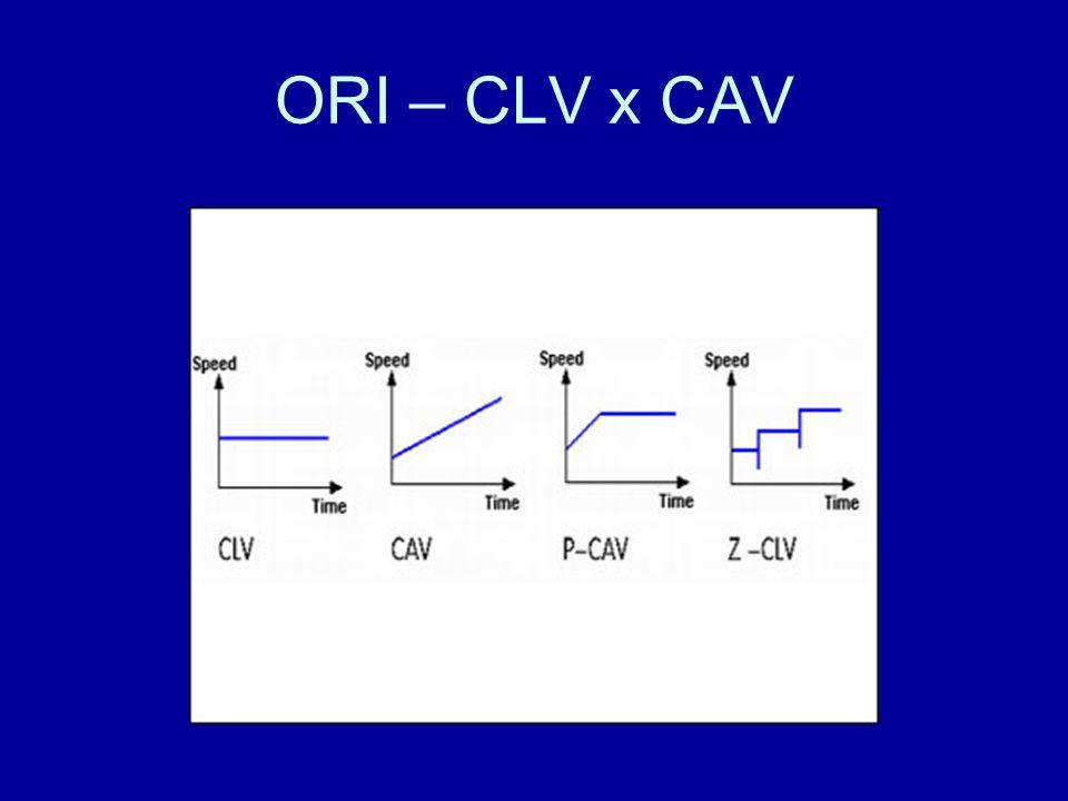 ORI – CLV x CAV