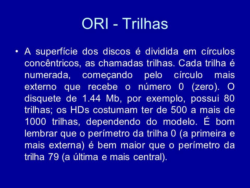 ORI - Trilhas