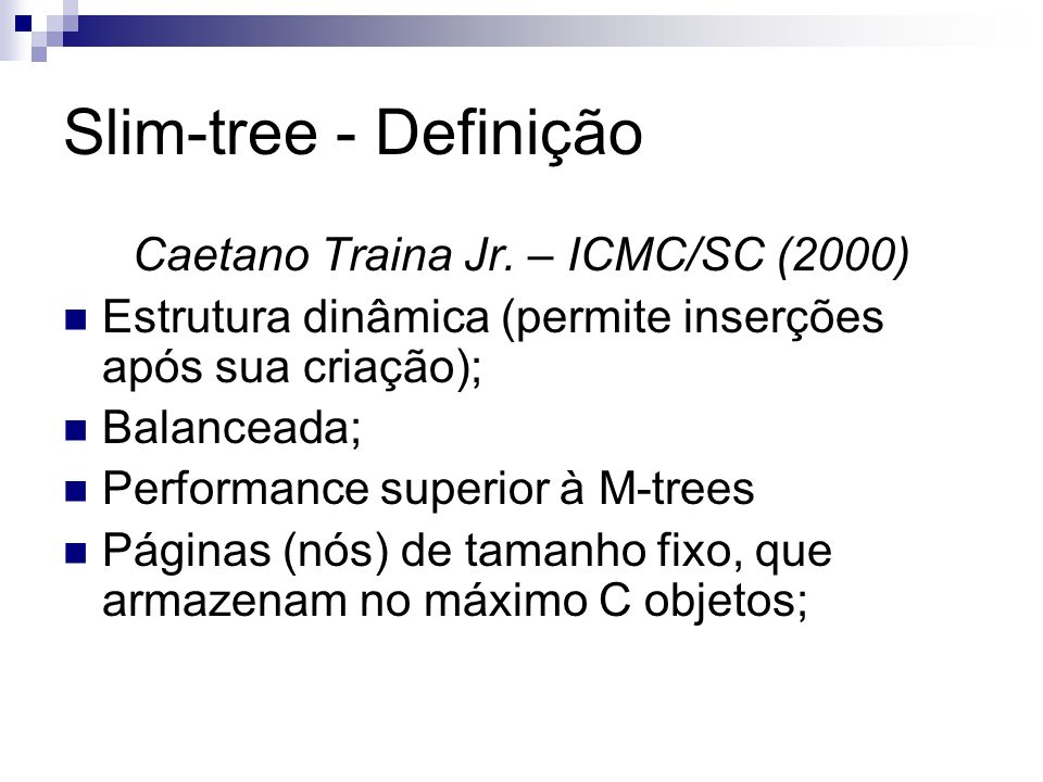 Caetano Traina Jr. – ICMC/SC (2000)