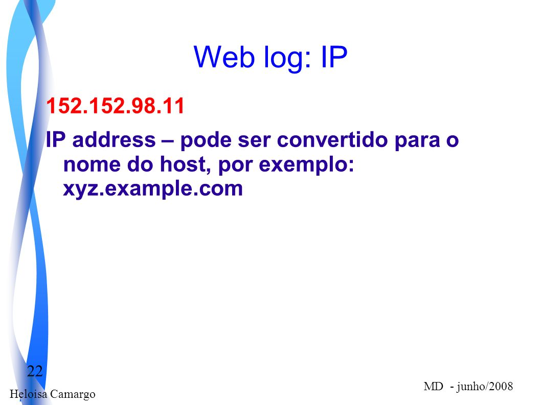 Web log: IP 152.152.98.11.