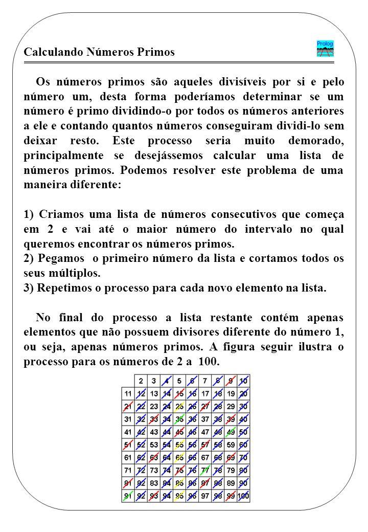 Calculando Números Primos