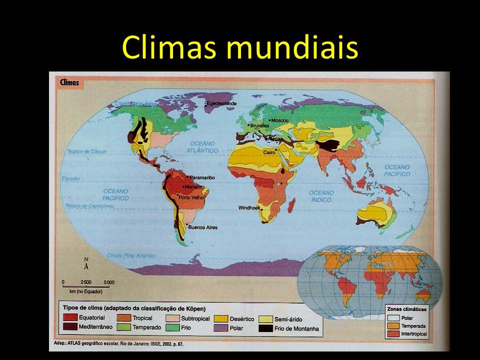Climas mundiais