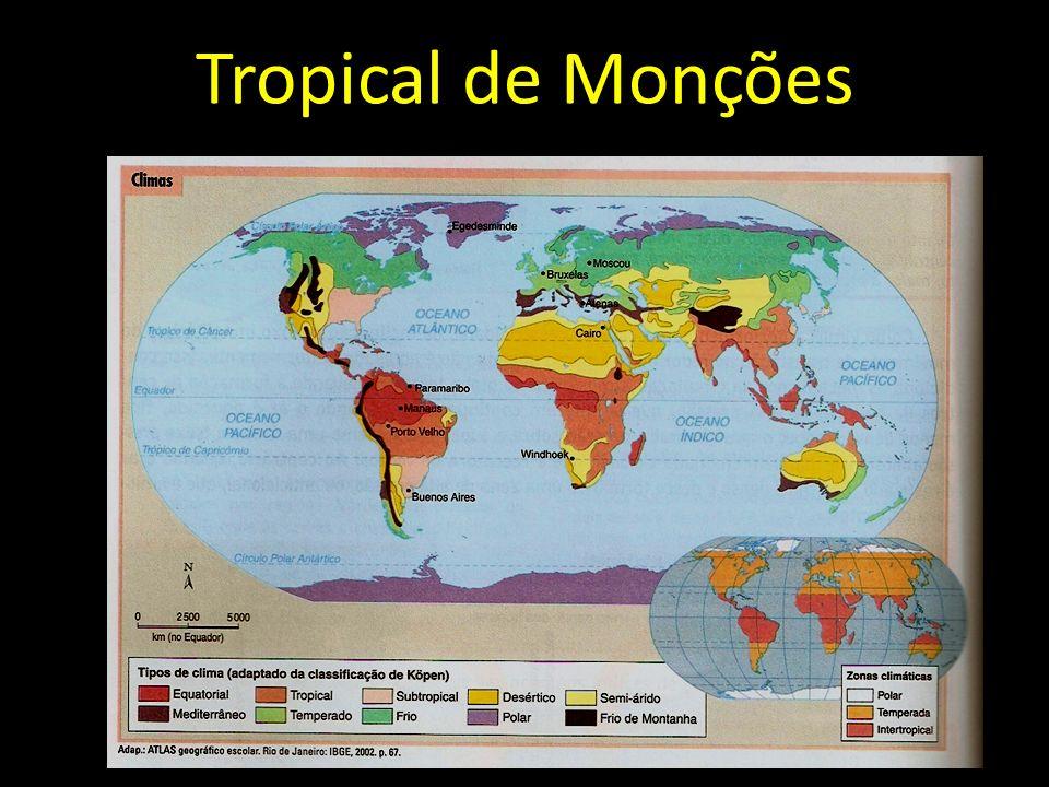 Tropical de Monções