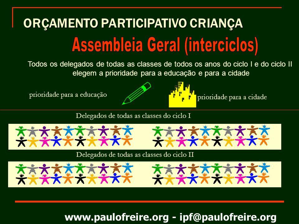 Assembleia Geral (interciclos)