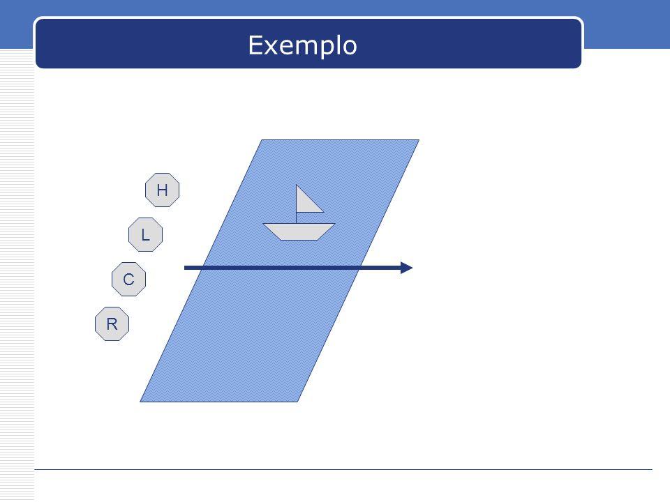 Exemplo H L C R