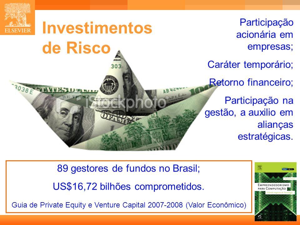 Investimentos de Risco