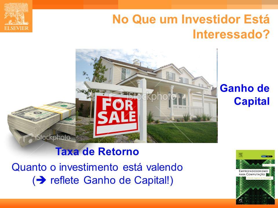 Quanto o investimento está valendo ( reflete Ganho de Capital!)
