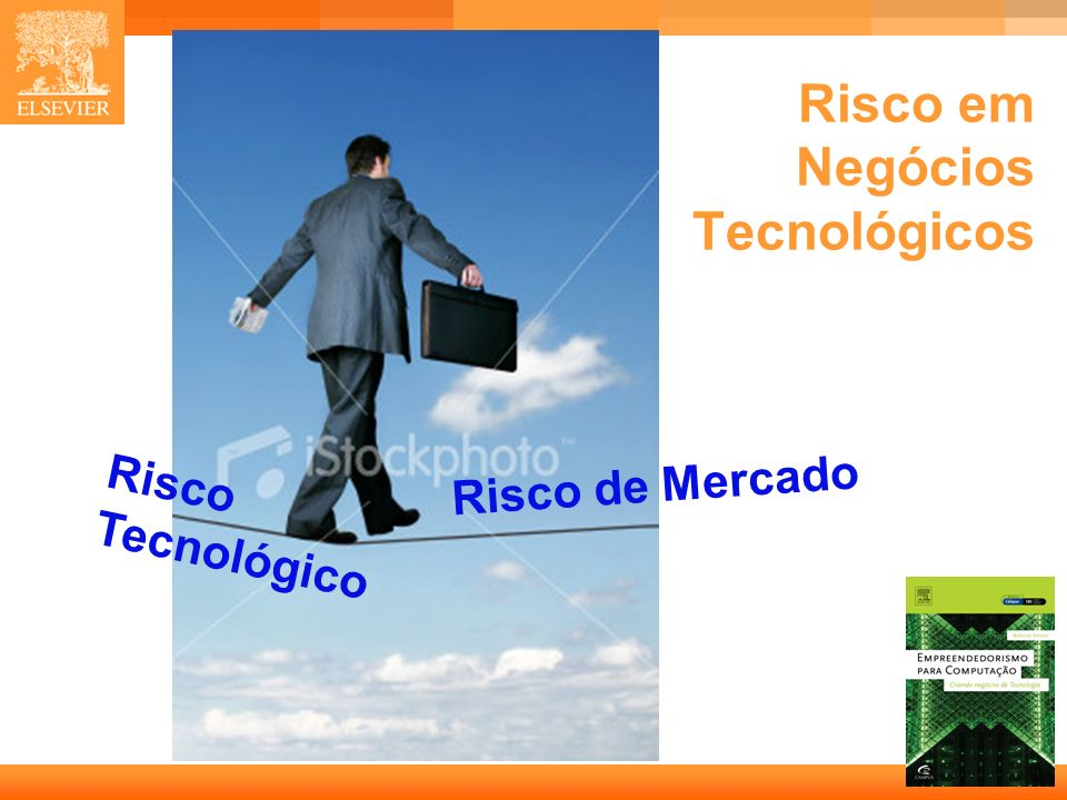 Risco em Negócios Tecnológicos