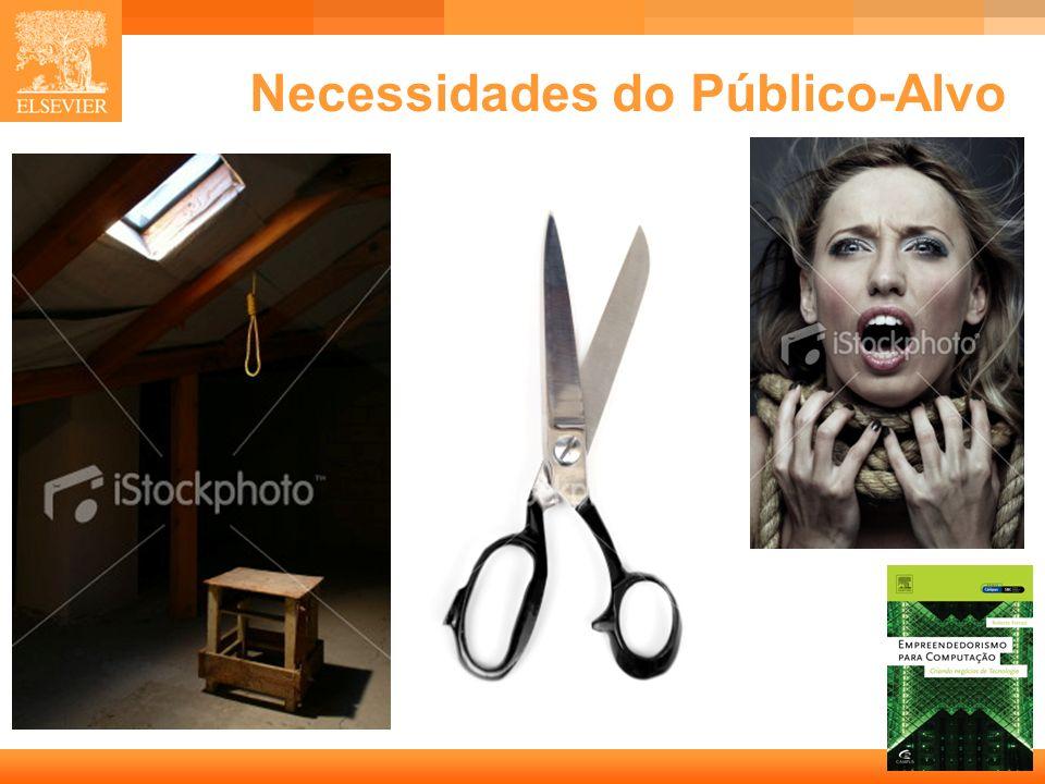 Necessidades do Público-Alvo