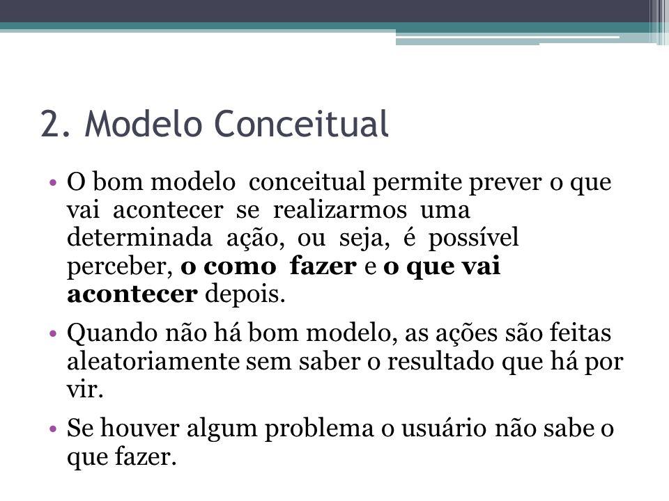 2. Modelo Conceitual