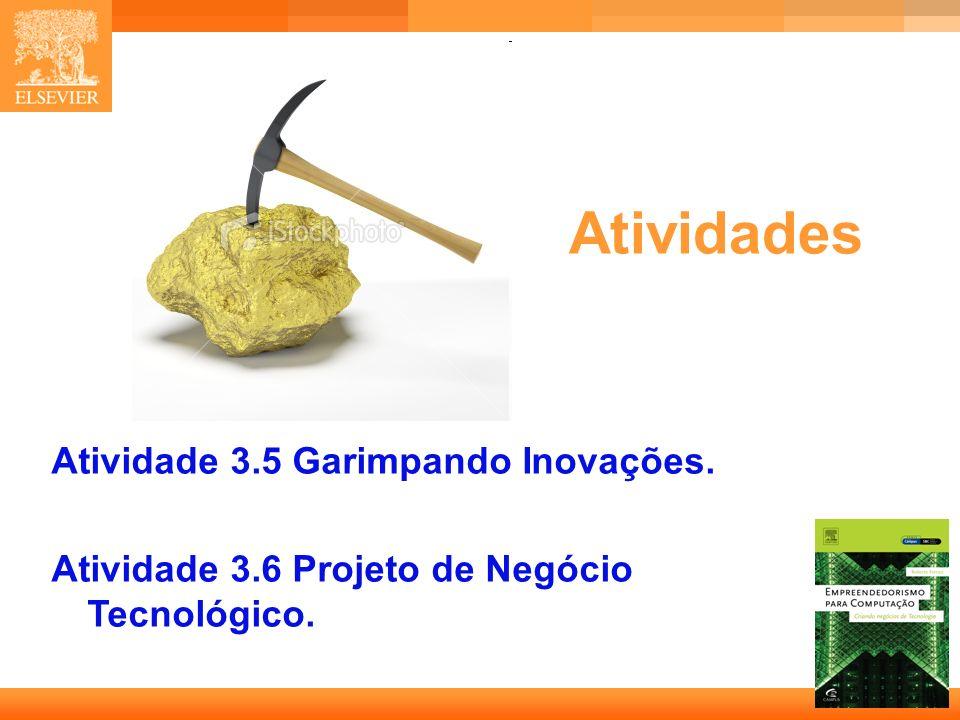 Atividades Atividade 3.5 Garimpando Inovações.