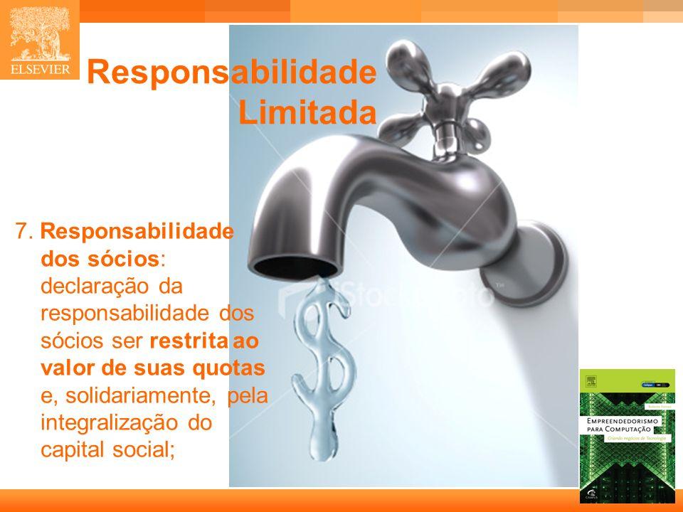 Responsabilidade Limitada