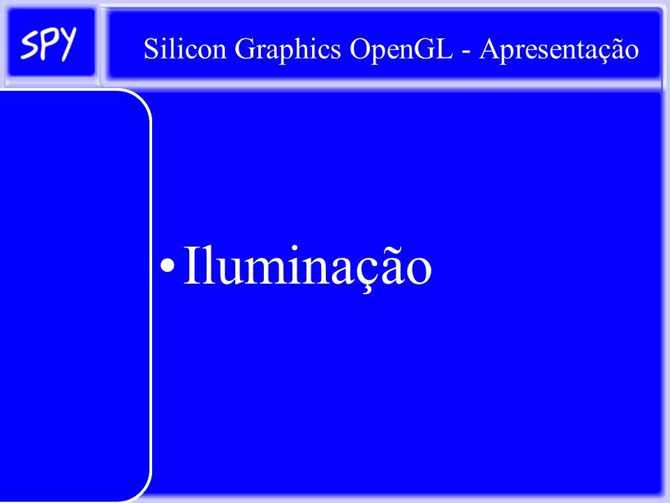 Silicon Graphics OpenGL - Apresentação