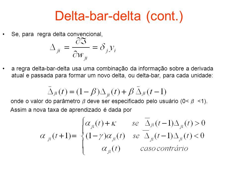 Delta-bar-delta (cont.)