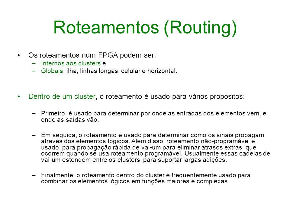 Roteamentos (Routing)