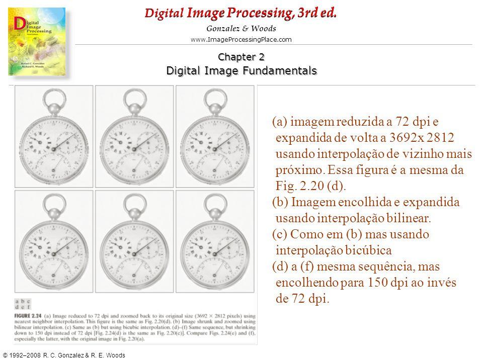 (a) imagem reduzida a 72 dpi e