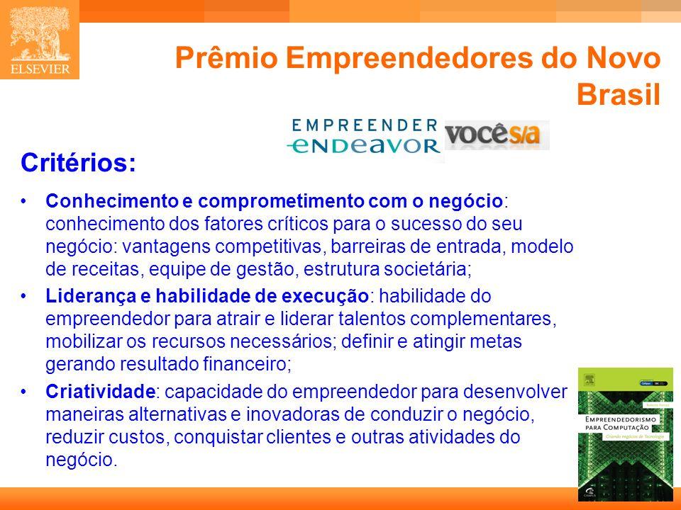 Prêmio Empreendedores do Novo Brasil