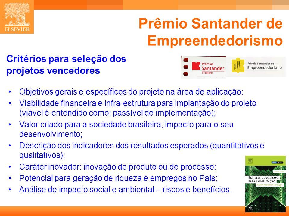 Prêmio Santander de Empreendedorismo