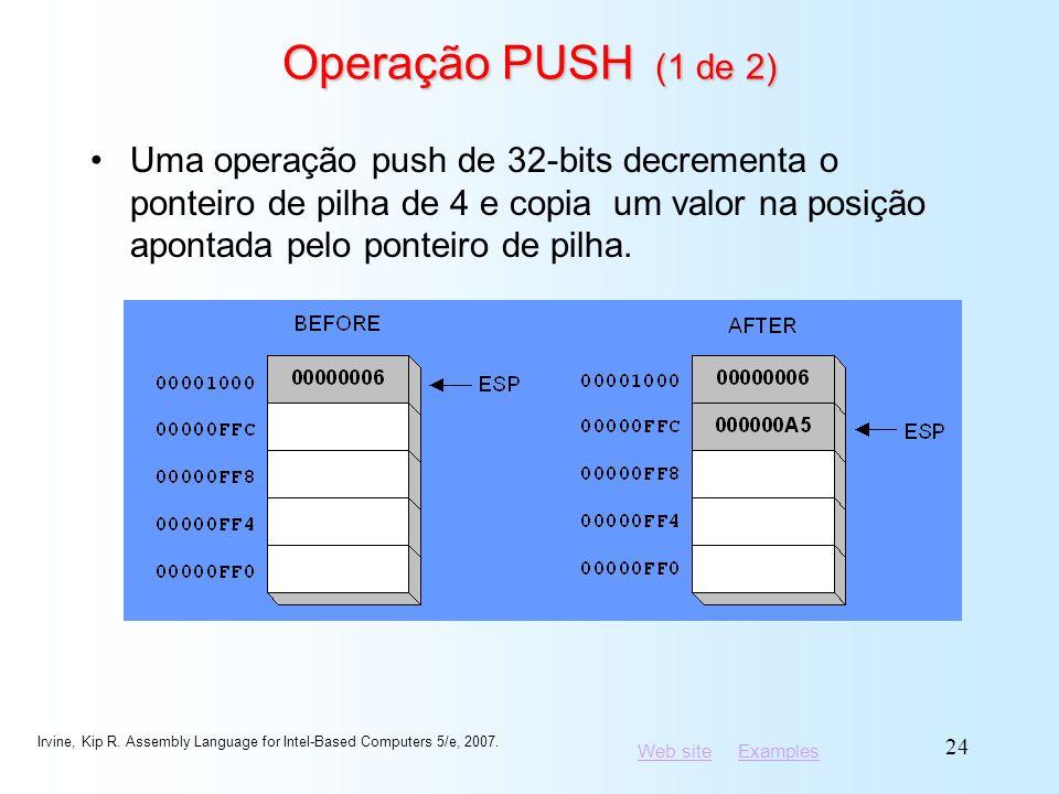 Operação PUSH (1 de 2)