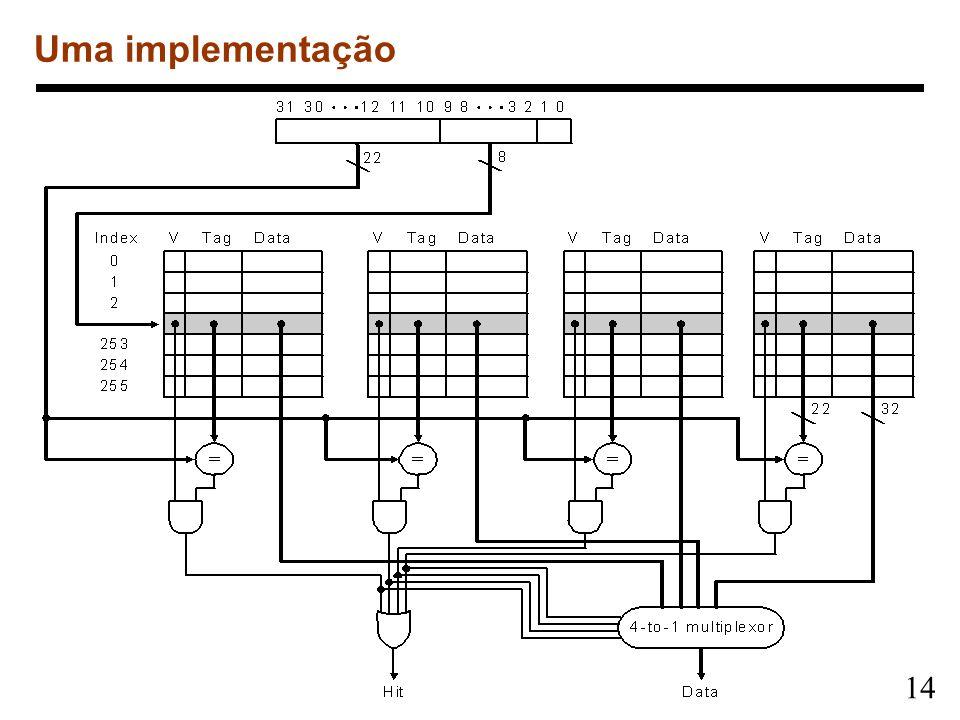 Uma implementação