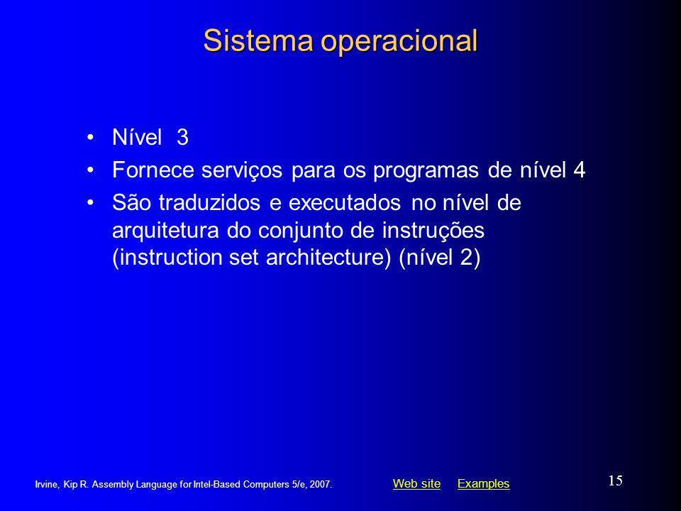 Sistema operacional Nível 3