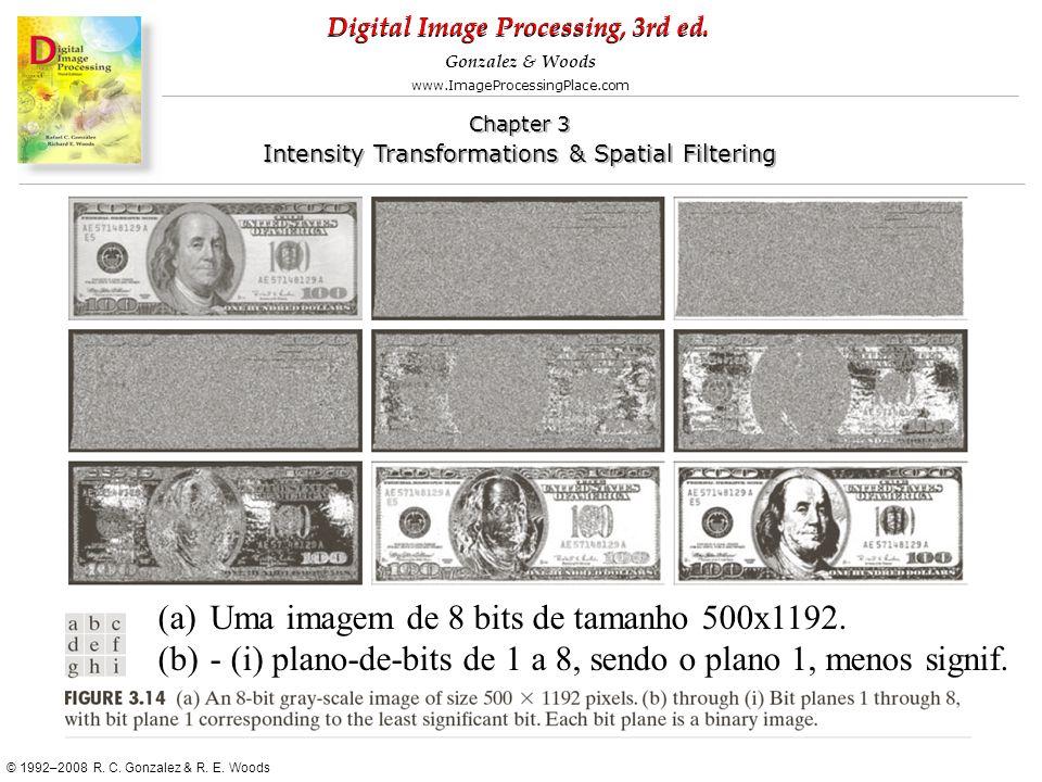 Uma imagem de 8 bits de tamanho 500x1192.