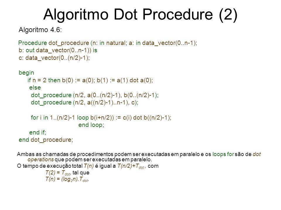 Algoritmo Dot Procedure (2)