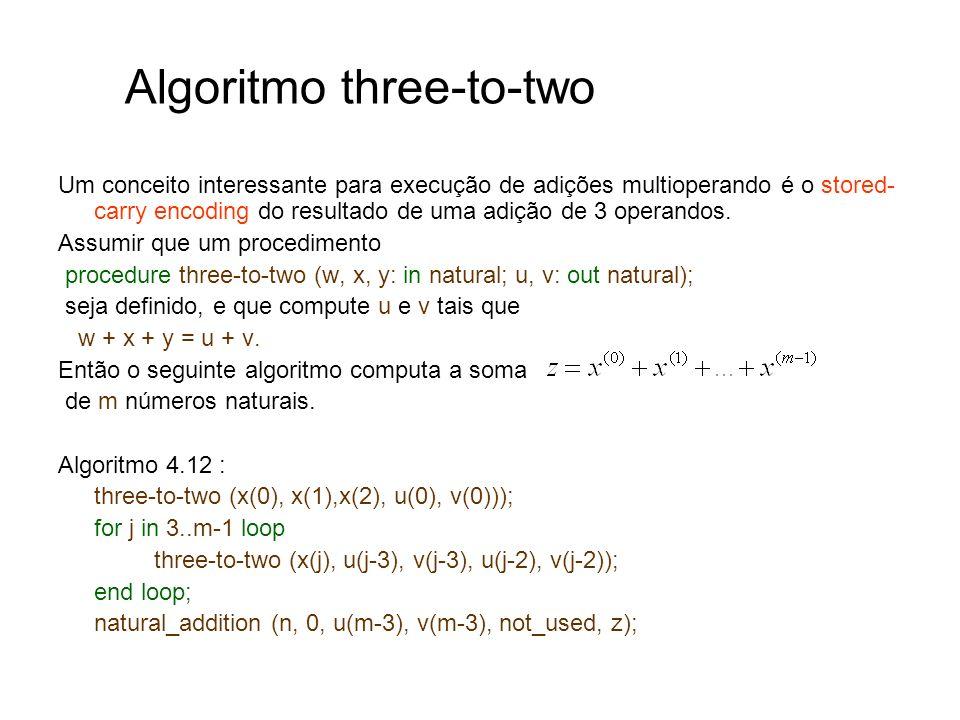 Algoritmo three-to-two