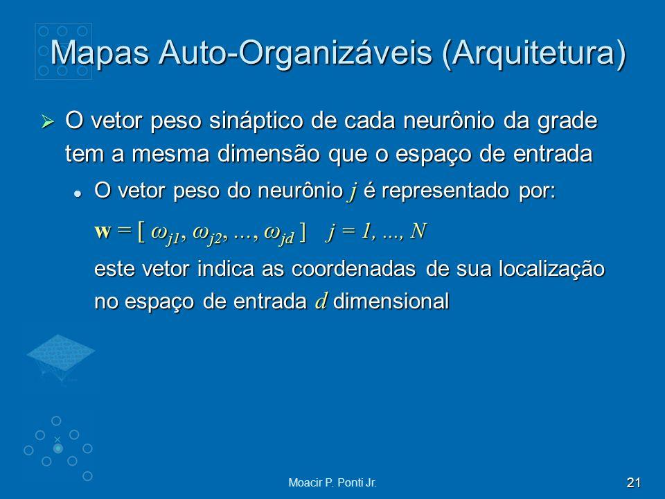Mapas Auto-Organizáveis (Arquitetura)