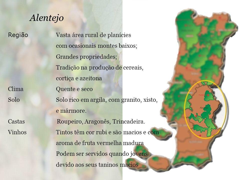 Alentejo Região Vasta área rural de planícies