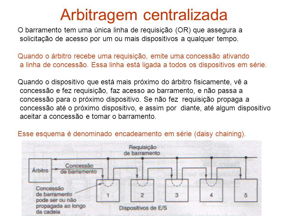 Arbitragem centralizada