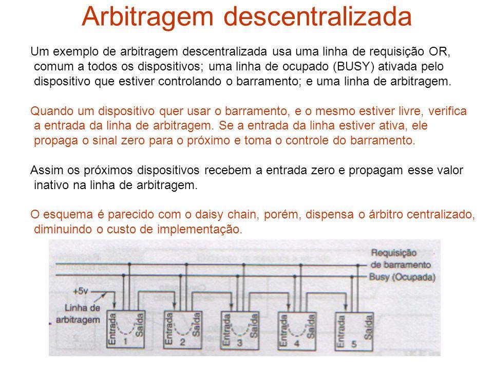 Arbitragem descentralizada