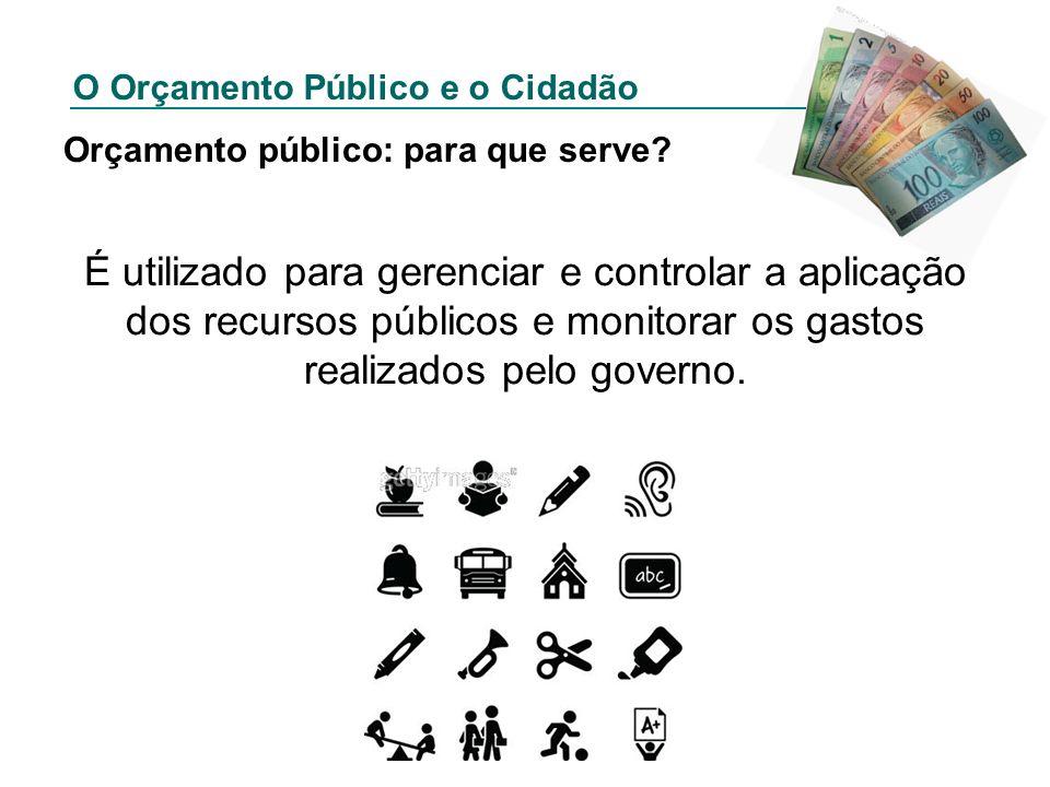 Orçamento público: para que serve